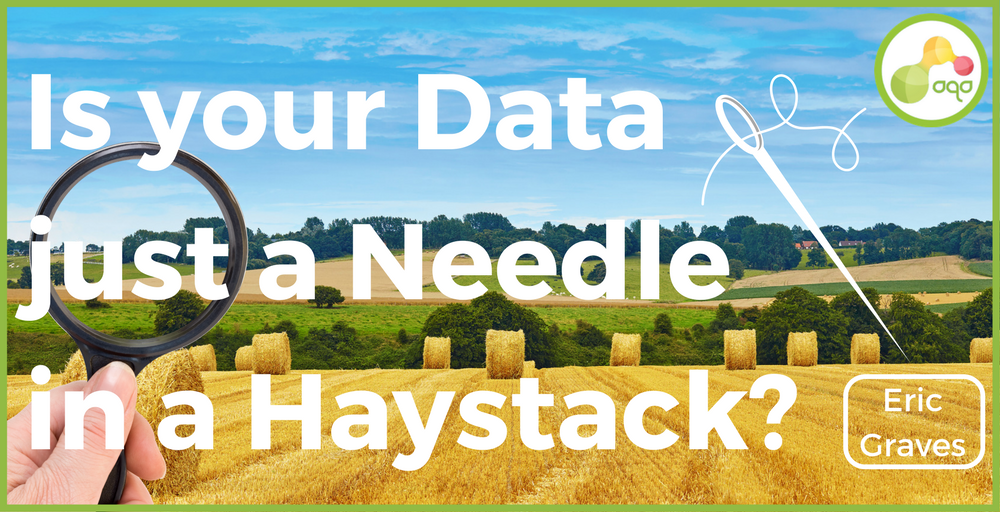 Is your Data just a Needle in a Haystack?