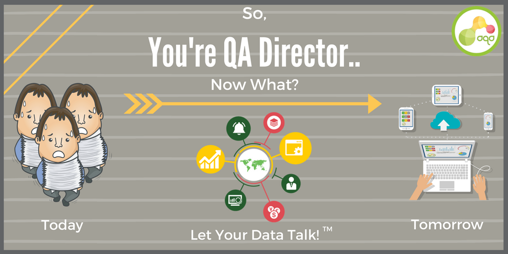 So, You're QA Director... Now What?